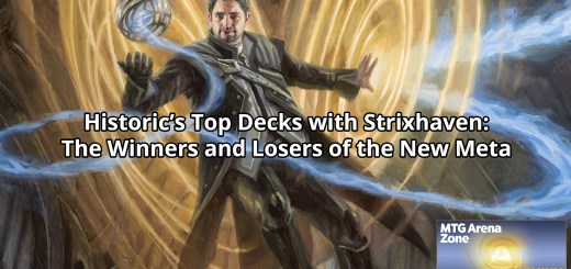 Historic's Top Decks with Strixhaven: The Winners and Losers of the New Meta