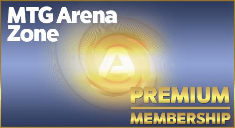 MTG Arena Zone Premium
