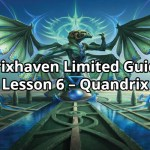 Strixhaven Limited Guide: Lesson 6 – Quandrix