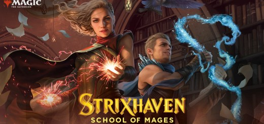 Strixhaven Key Art
