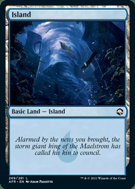 AFR 269 Island Main