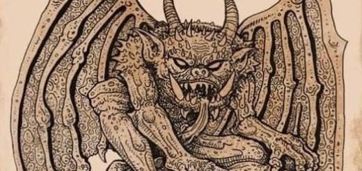 Cloister Gargoyle Showcase Art Crop