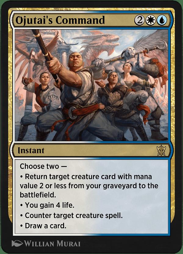 HA5 Ojutai's Command