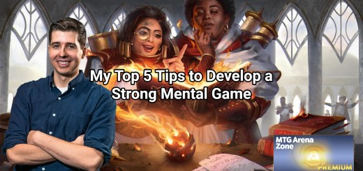 My Top 5 Tips to Develop a Strong Mental Game