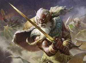 BO1 Historic Mono Green Elves by Borhasmaker - #25 Mythic – May 2021 Ranked Season