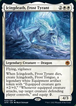 AFR 020 Icingdeath, Frost Tyrant Main