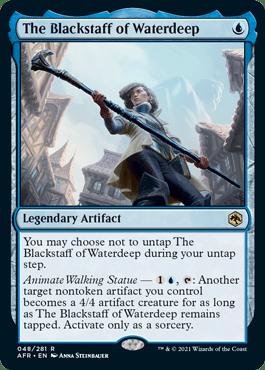 AFR 048 The Blackstaff of Waterdeep Main