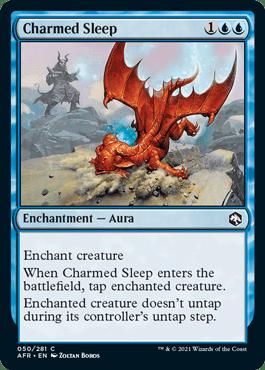 AFR 050 Charmed Sleep Main