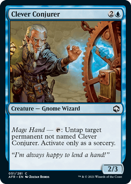 AFR 051 Clever Conjurer Main