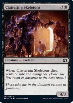 AFR 093 Clattering Skeletons Main