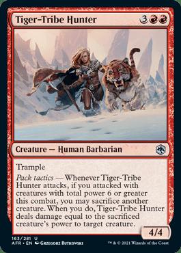 AFR 163 Tiger-Tribe Hunter Main