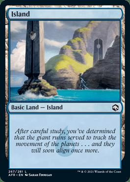AFR 267 Island Main