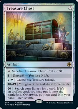 AFR 397 Treasure Chest Promo