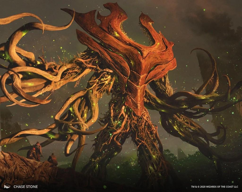 Ashaya-Soul-of-the-Wild-Zendikar-Rising-MtG-Art