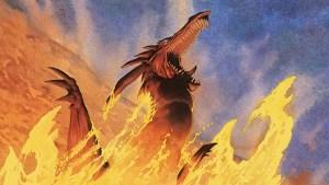 Dragonstorm Art by Kev Walker