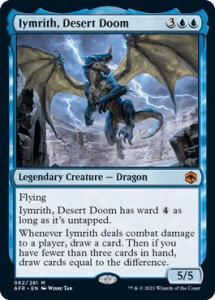 Iymrith, Desert Doom Brawl Deck