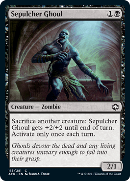 AFR 118 Sepulcher Ghoul Main