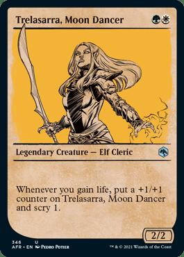 AFR 346 Trelassara, Moon Dancer Showcase