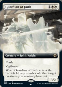AFR 362 Guardian of Faith Extended