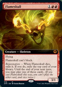 AFR 378 Flameskull Extended