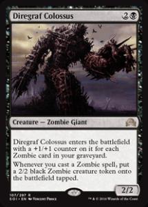 Diregraf Colossus J21 Reprint
