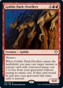 Goblin Dark-Dwellers J21 Reprint