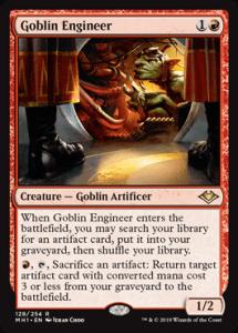 Goblin Engineer J21 MH1