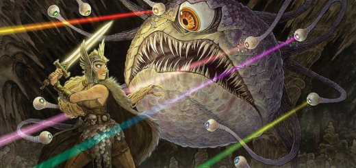 Hive of the Eye Tyrant Art by DiTerlizzi