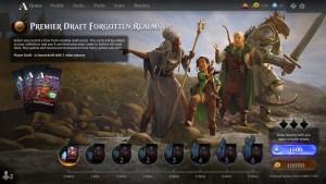 Premier Draft Forgotten Realms
