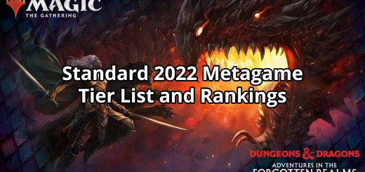 Standard 2022 Metagame Tier List and Rankings
