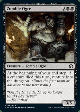 Zombie Ogre