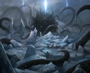Icebreaker Kraken Art by Chris Cold
