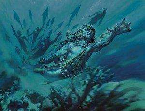 Historic Simic Merfolk by onotaku – #104 Mythic - September Ranked Season