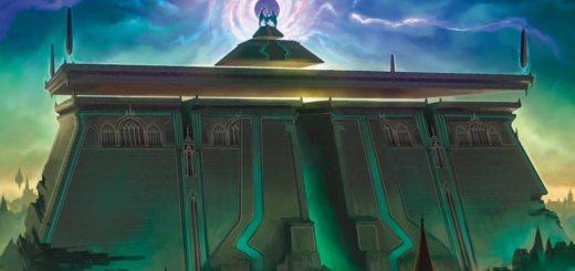 Bolas's Citadel Art by Jonas De Ro