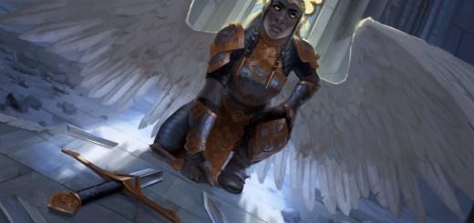 Enduring Angel Art by Irina Nordsol