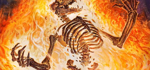 Sacred Fire Art by Svetlin Velinov