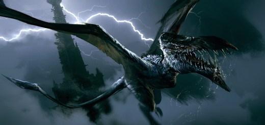 Storm Skreelix Art by Darek Zabrocki