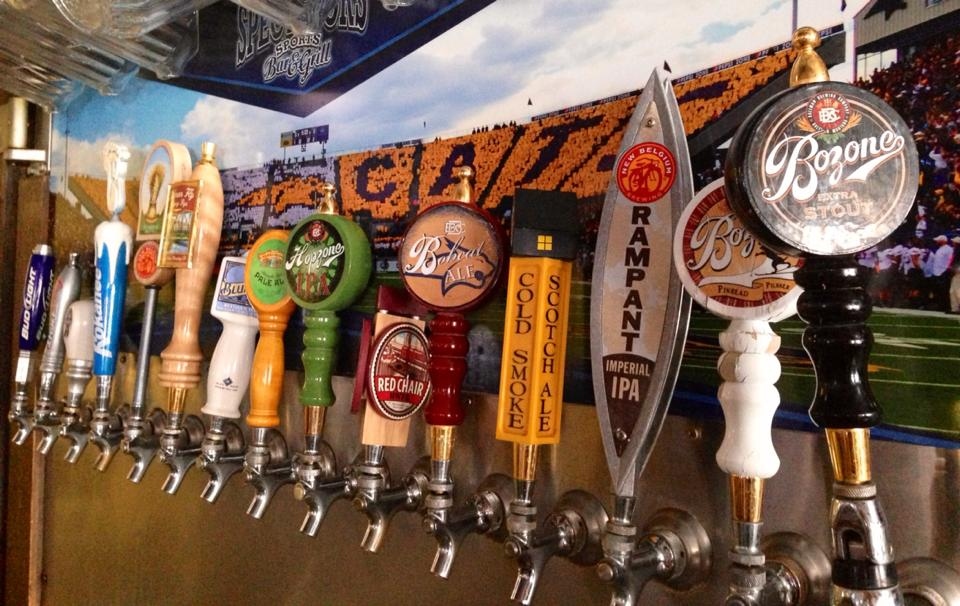 Spectators Bar and Grill | Montana Happy Hour