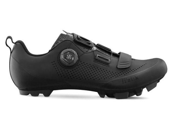 FIZIK X5 Terra mountainbike schoen zwart