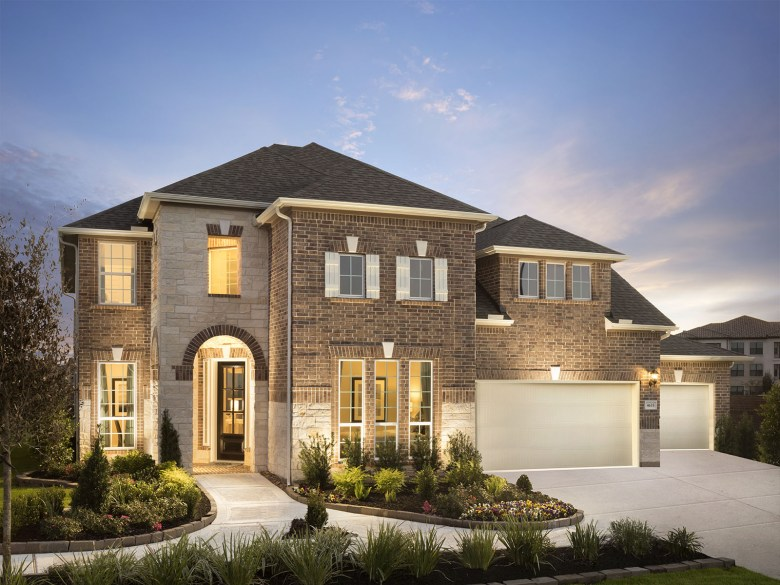 one story patio homes in houston