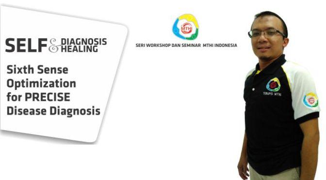 "Workshop :"" Sixth Sense Optimization for Precise Disease Diagnosis"""