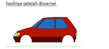 ANIMASI Cara Membuat Mobil Dengan Flash