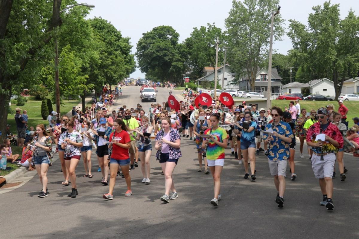 Frolic Parade
