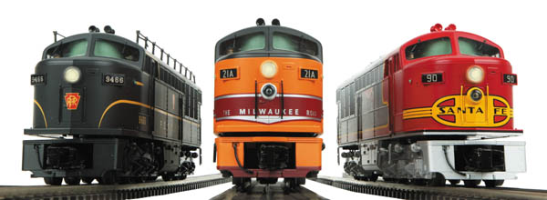 ErieBuilt Diesels Arrive At MTH Authorized Retailers  MTH ELECTRIC TRAINS