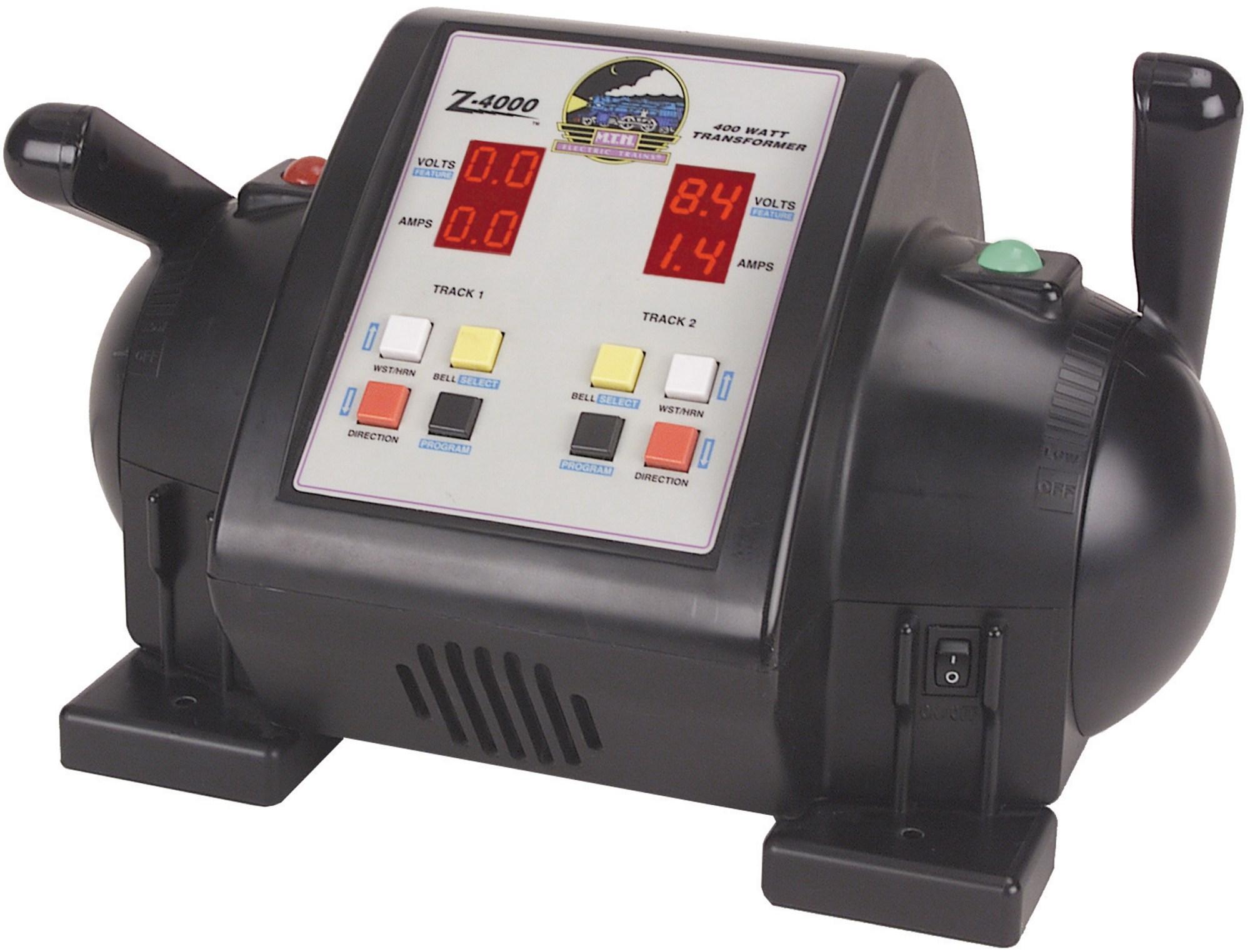 hight resolution of z 4000 transformer