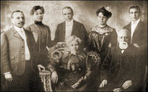 The Bogle Family, African American emigrants to Oregon
