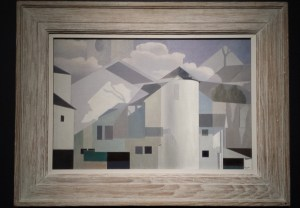 Shadow and Substance, by Georgia O'Keeffe, in the Norton Museum of Art