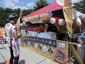 第五陣越前おおのとんちゃん祭のスタッフをしました。 大阪京橋 牛もつどて鍋 まつい亭/どこまでもアマチュア