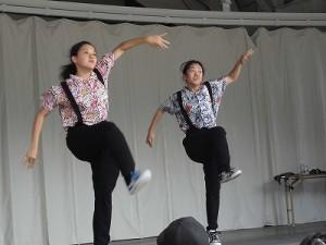 第五陣越前おおのとんちゃん祭のスタッフをしました。 「IMPROVE」のダンスのはじまり/どこまでもアマチュア