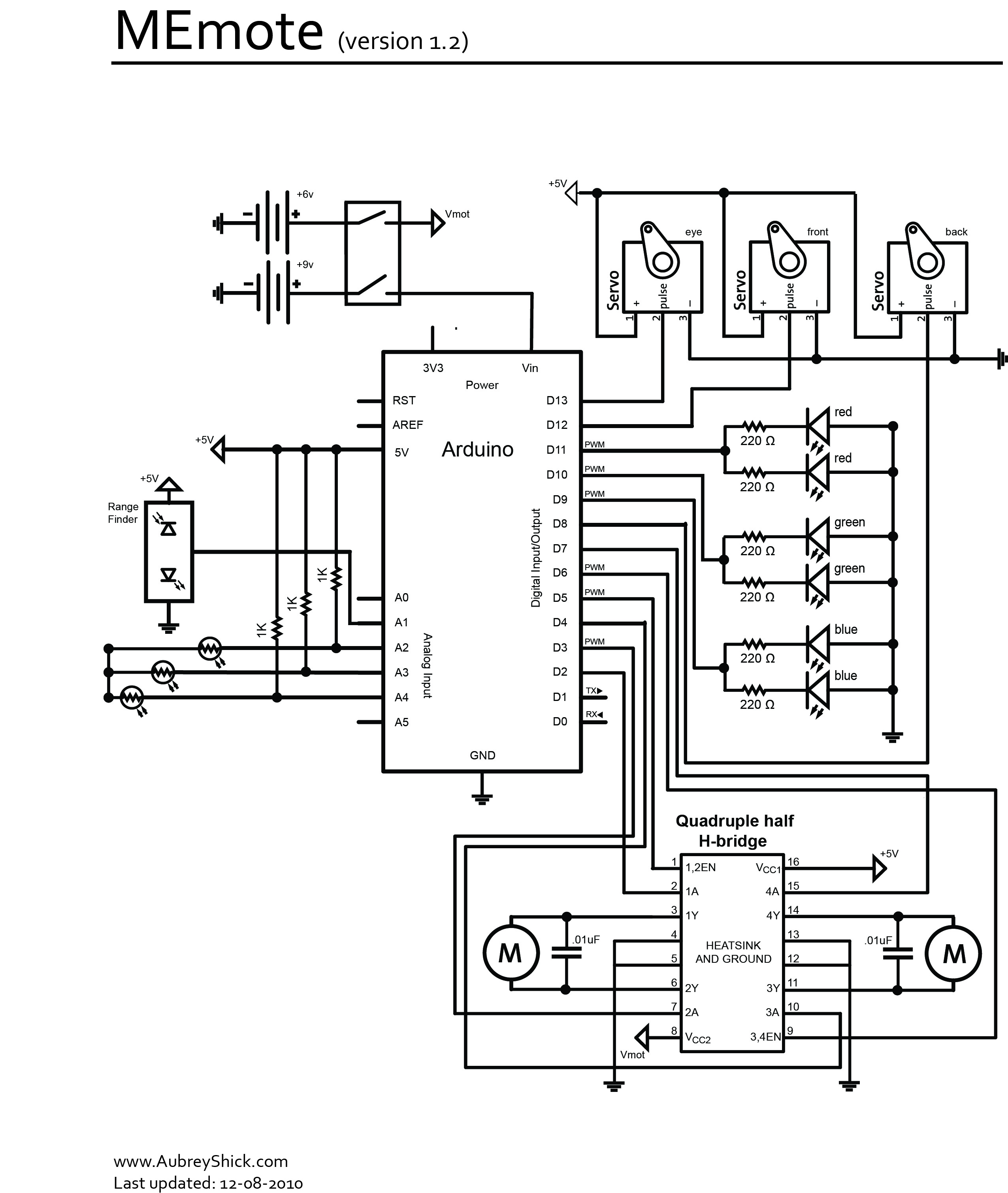 Hall Sensor Wiring Diagram